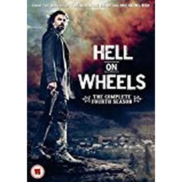 Hell on Wheels Season 4 [DVD]